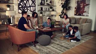 Living Spaces: Game Night