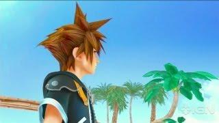 Kingdom Hearts III Reveal Trailer - E3 2013 Sony Conference - dooclip.me