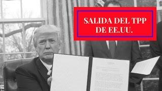 Salida de USA  del TPP / El FMI resta gravedad al rechazo del TPP para América Latina