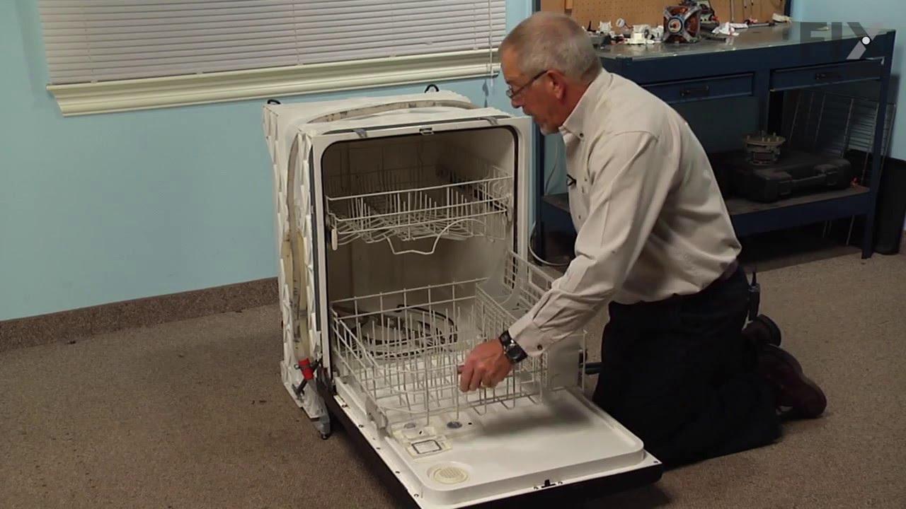 Replacing your KitchenAid Dishwasher Sump Pump Check Valve