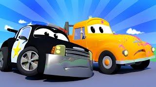 Кто-то ездит слишком быстро в Автомобильном городе! - Автомобильный Город  🚓 🚒 детский мультфильм
