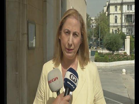 Δήλωση της Μαριλίζας Ξενογιαννακοπούλου για το νομοσχέδιο για τα εργασιακά