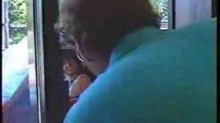 Letterman at Mcdonald's