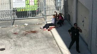 Fort Lauderdale airport shooting witness describes scene