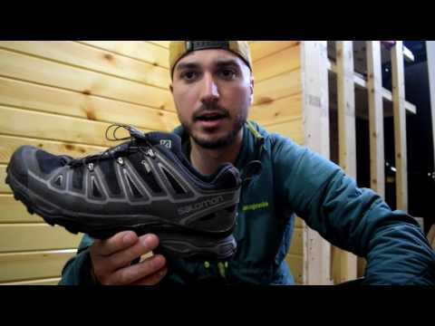 GEAR REVIEW: Mesh vs. Gortex vs. rubber hiking shoes