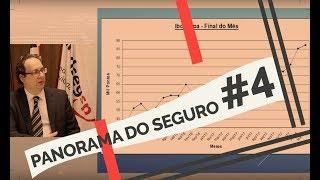 RESERVAS TÉCNICAS ULTRAPASSAM R$ 1 TRI EM 2018 - PANORAMA DO SEGURO - Ep. 4