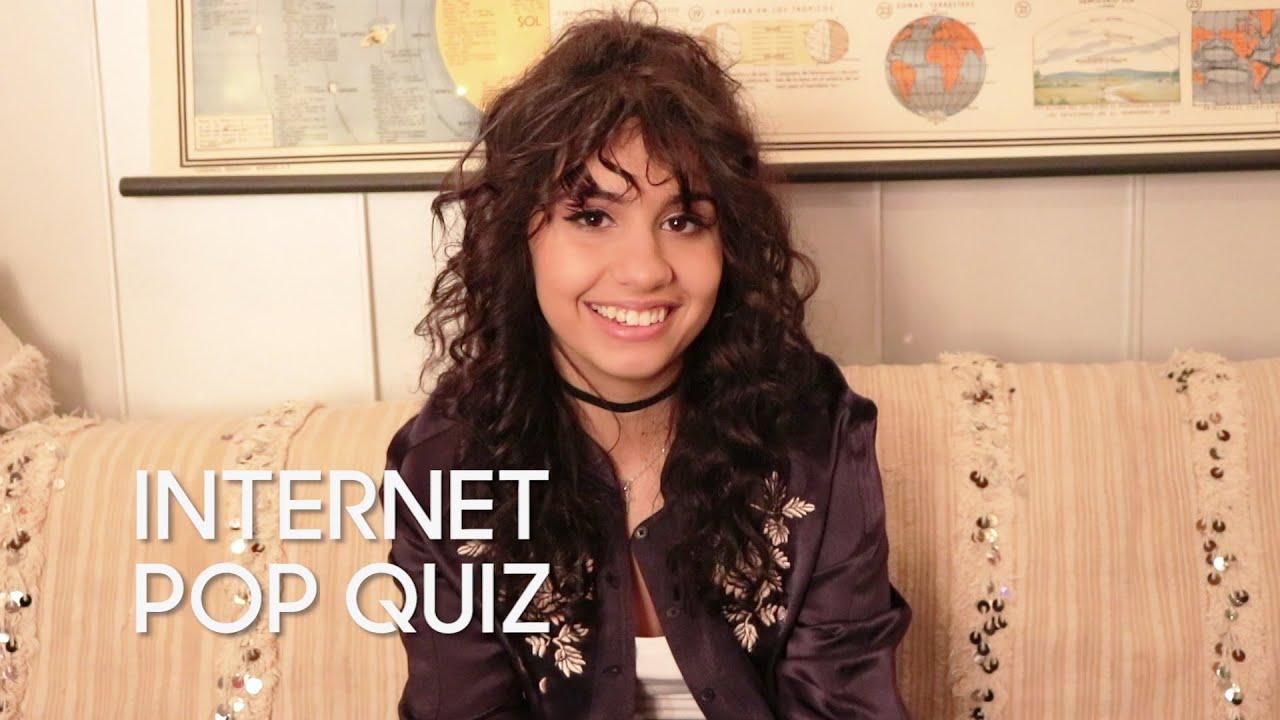 Internet Pop Quiz with Alessia Cara thumbnail