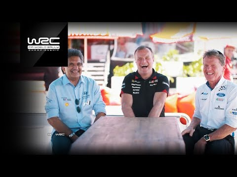 WRC Championship Battle 2018: The Team Principals