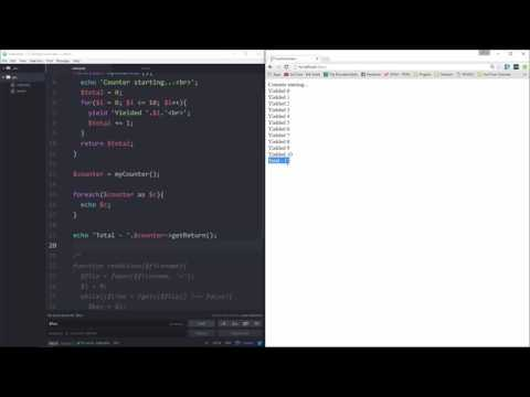Learn about Class and Function Features of PHP 7 - Part 4
