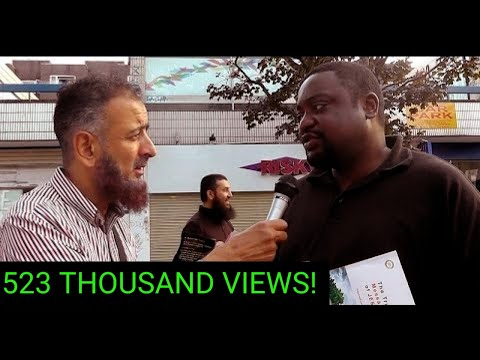 Jehovah's Witness vs. Islam - Tear Jerking debate! - LIVE