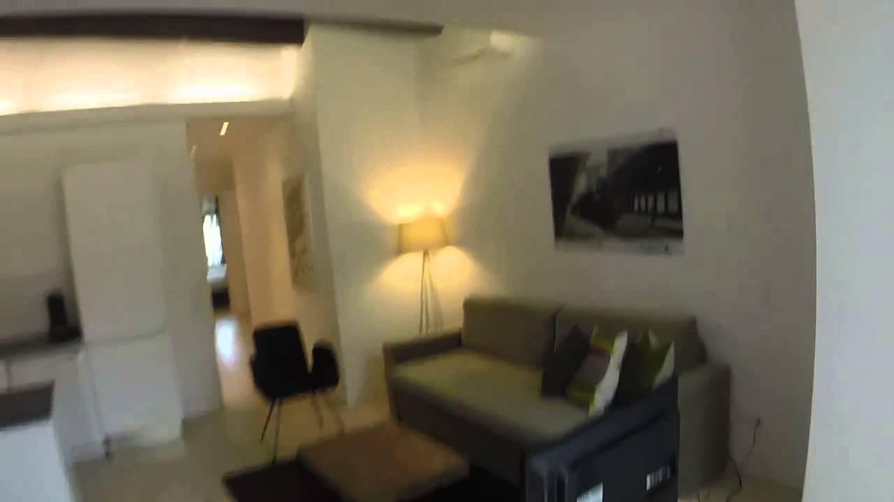 Two bedroom apartment with terrace in wonderful Gracia neighborhood