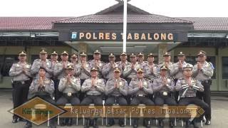 Greeting Idul Fitri 1437 H Polres Tabalong