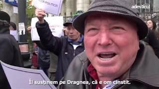 """Oamenii lui Liviu Dragnea la ICCJ: """"A fost un băiat bun, ne-a mărit pensiile, a mărit salariile"""""""