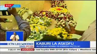 Kaburi la Askofu: Cornelius Korir alizikwa ndani ya kanisa