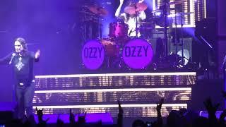 """No More Tears"" Ozzy Osbourne@PPL Center Allentown, PA 8/30/18"