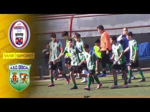 Preview video Torregrotta-Gescal U15