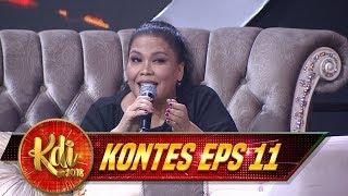 Masukkan Dari Master Bertha Sangat Berharga KEREN! - Kontes KDI Eps 11 (20/8)