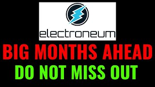 Electroneum ETN Big Comeback 10x soon WHY ELECTRONEUM ETN IS GOING UP EXPLAINED