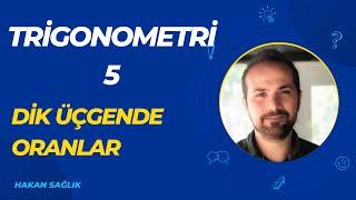 TRİGONOMETRİ-1, DERECE, RADYAN, AÇI (HAKAN HOCA)