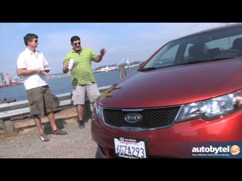 2012 Kia Forte: Video Road Test and Review