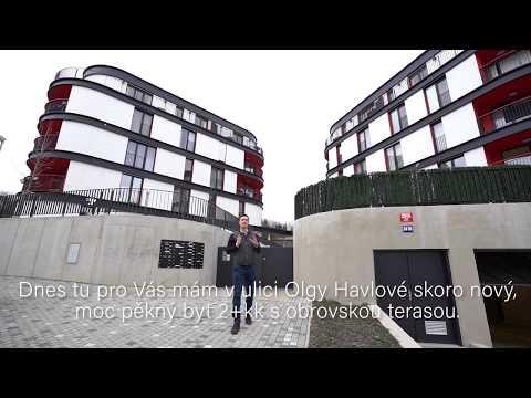 Video Prodej bytu 2+kk v osobním vlastnictví 61 m², Praha 3 - Žižkov
