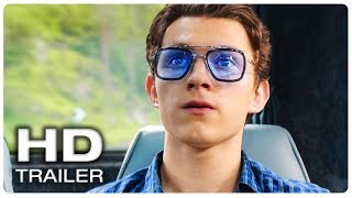 SPIDER MAN FAR FROM HOME Peter Parker as Tony Stark Trailer (NEW 2019) Superhero Movie HD