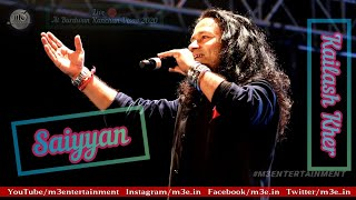 Saiyyan - Kailash Kher Live in Concert | Burdwan Kanchan Utsav 2020 | m3 entertainment
