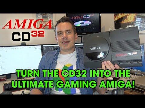 TF328: Turn The Amiga CD32 Into The ULTIMATE Gaming Amiga