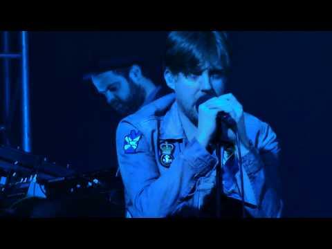 Kaiser Chiefs - Little Shocks live Manchester Academy 17-02-12
