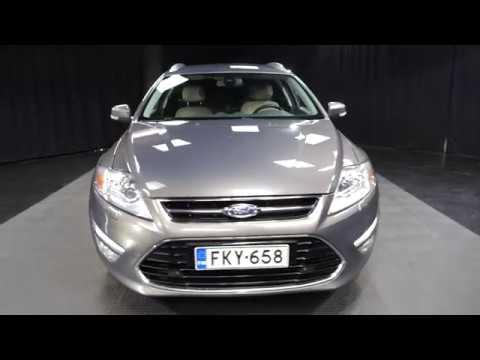 Ford MONDEO 2,0 TDCi 140 PowerShift Edition Wagon A, Farmari, Automaatti, Diesel, FKY-658