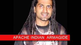 APACHE INDIAN   ARMAGIDEON TIME