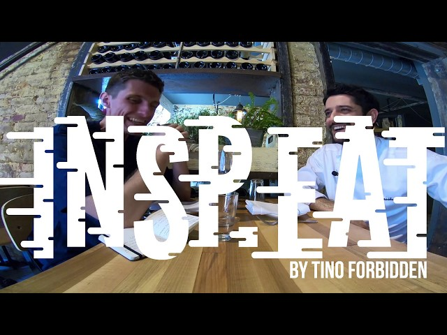 INSP.EAT w/ Nir Mesika: Chef has to live the food. Learn every day, taste, open books