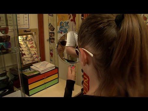 Vesz ultrahang készüléket szemészeti célokra
