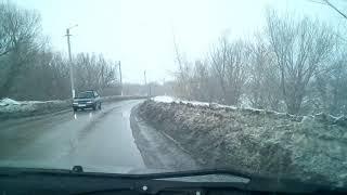 Дорога города Ершова