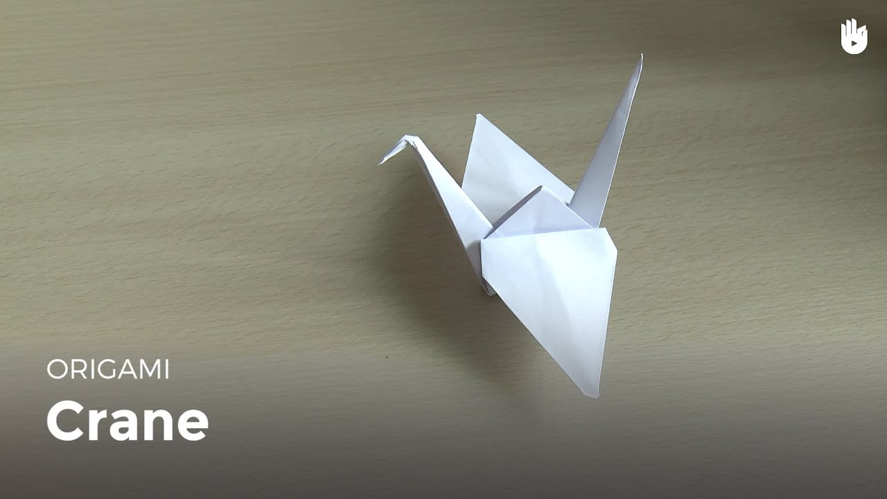 how to make an origami crane learn how to make origami
