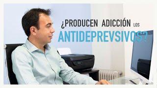 ¿PRODUCEN ADICCIÓN LOS ANTIDEPRESIVOS? TODO SOBRE LOS ANTIDEPRESIVOS - Dr. Jerez Psiquiatría - Javier Jerez Barroso