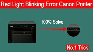 canon 3010 printer red light error - ฟรีวิดีโอออนไลน์ - ดู