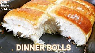 Jinsi Ya Kupika Banzi Laini Sana | Dinner Rolls | Soft Buns