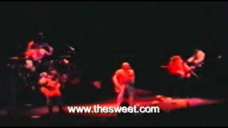 The Sweet - Fountain - Live 1978!