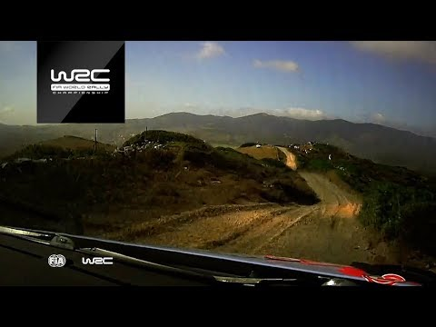 WRC - Rally Italia Sardegna 2019: ONBOARD Mikkelsen SS17