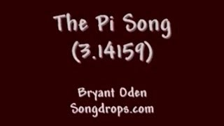 The Pi Song: Funny Song to help you memorize Pi