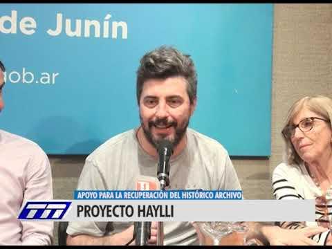 PROYECTO HAYLLI