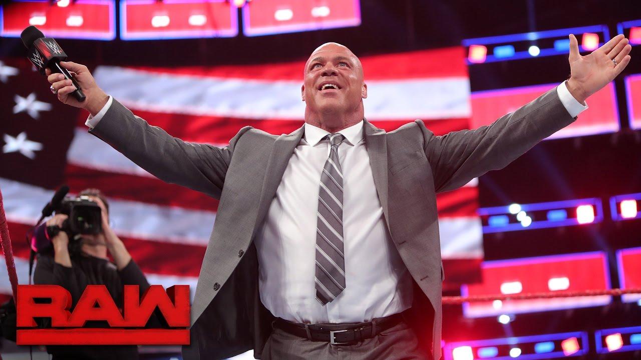 Kurt Angle Talks How Disorganized WWE Booking Has Gotten