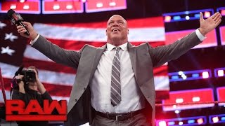 Kurt Angle Talks How Disorganized WWE Booking Has Gotten