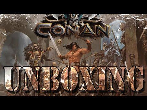 Conan Unboxing