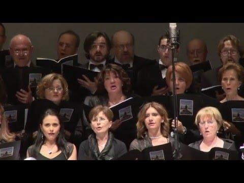 Corale Quadriclavio   Nona sinfonia di Beethoven   quarto movimento Corale