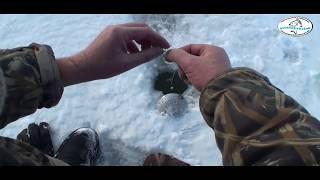 Как промыть тесто для зимней рыбалки