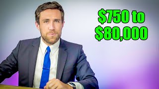 How to Buy a House & Make $80,000 Instantly | Start with $750