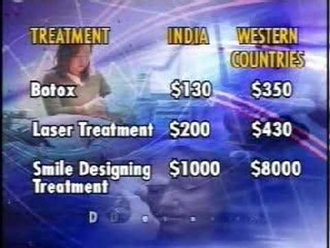 India a Medical Tourism Hub