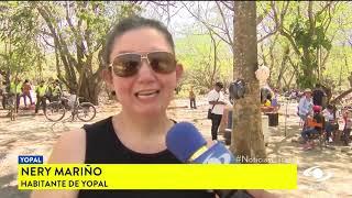 ADIÓS AL BRONX DE YOPAL; RECUPERADO EL PARQUE LA IGUANA